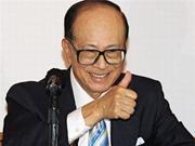 李嘉诚参加汕头大学校董会 基金会款项将超80亿港元