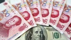 押注美国经济增速放缓 对冲基金削减人民币空头头寸