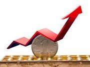 在岸、离岸人民币快速升值 双双收复6.91关口