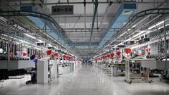 评论:两大制造业PMI再现背离 与去产能大背景有关