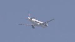 南航飞桂林航班安全降落长沙机场 未发现明火
