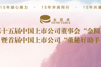 """第15届上市公司董事会""""金圆桌奖""""入围名单公示"""