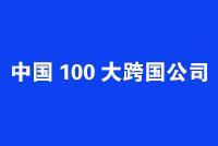 2019中国100大跨国公司:中石油中石化与中信前三