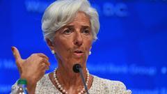 IMF下调今明两年全球经济增长预期至3.7%