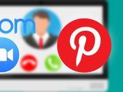 Pinterest和Zoom首日表现佳 为独角兽IPO竞赛开好头