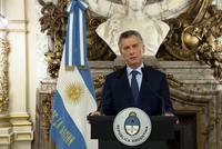 比索今年已暴跌逾50% 阿根廷宣布紧缩政策自救