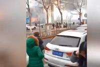 长春万达广场附近疑传爆炸声 消防:正在处理