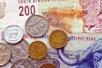 南非兰特兑美元贬值至两年新低 日内跌约1.5%