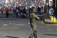 传委内瑞拉提议重谈石油合同 以绕过美国制裁
