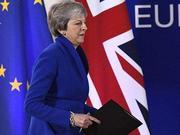特雷莎•梅最后一次出席欧盟峰会 盼实现英国脱欧