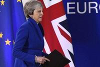 """""""脱欧""""女首相被拖垮了!各方是时候反思了"""