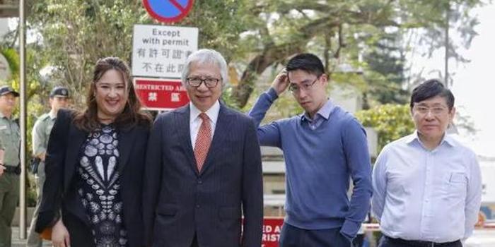 郭炳江出狱:3兄弟内讧震惊商界 本人表示暂不回公司