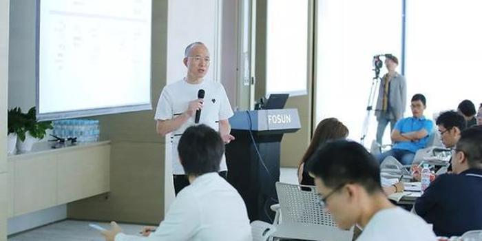 郭广昌:企业穿越周期要注意的三件事