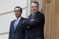 据悉姆努钦和莱特希泽曾反对特朗普对墨加征关税
