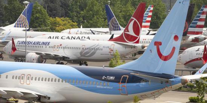 波音737 Max迟迟不能复飞 员工停车位被占用