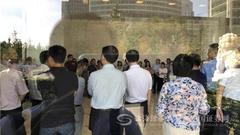 现场 | 陈文辉作别银保监会 传调任社保基金理事会