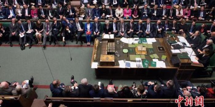 為阻止無協議脫歐 英國在野黨擬發動不信任投票