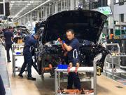 距离特朗普的关税仅剩四天 宝马在墨工厂正式投产