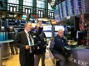 3天蒸发1.5万亿 美国三大股指跌回一年前