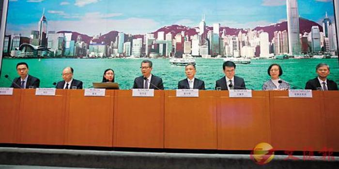香港特区全民派糖191亿 退税宽免比率由75%增至100%