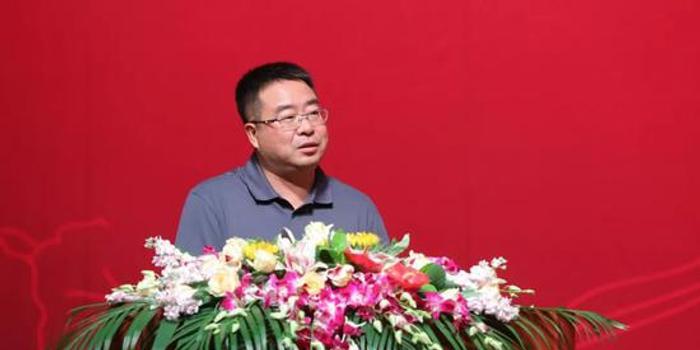 拉卡拉董事长孙陶然在光华管理学院开学典礼上演讲