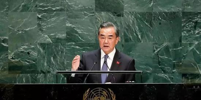 王毅在联合国一席话掷地有声