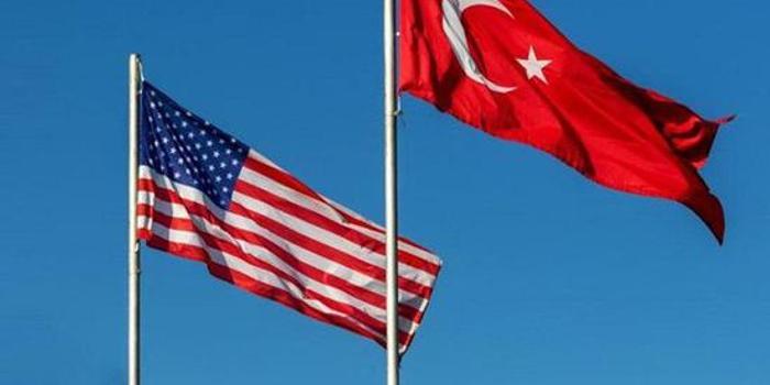 據悉美國最早將于周一制裁土耳其 或針對多名個人