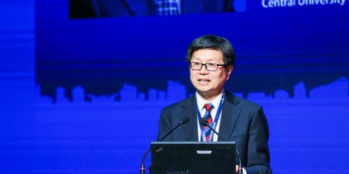 李曉林:金融園區發展定位要清晰 營造良好經濟生態
