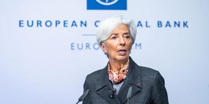 歐洲央行行長拉加德:經濟增速呈現出初步穩定跡象