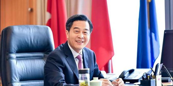 招商局集团董事长李建红新年致辞:立足长远谋一流