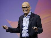 微软三季度营收超预期 盘后涨逾4%市值达万亿美元