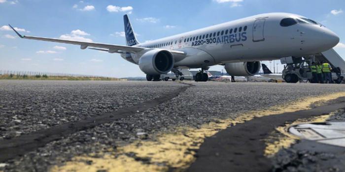 美國制造業又邁出一步 空客美國A220總裝線啟動