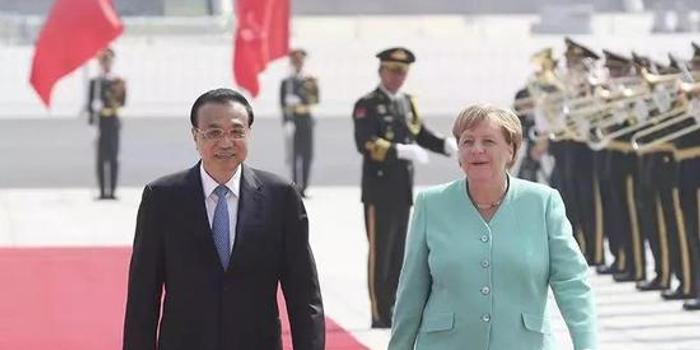 默克尔12度访华——德国经济成功自有其道理