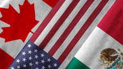 加拿大、美国和墨西哥达成取代NAFTA的贸易协议