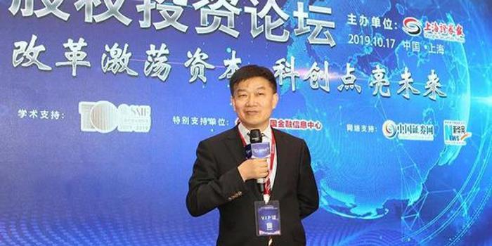 刘健钧:把握科创机遇 推进战略转变
