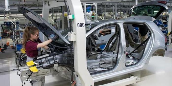 德国经济增长失去动力 欧元区其他国家也跟着遭殃