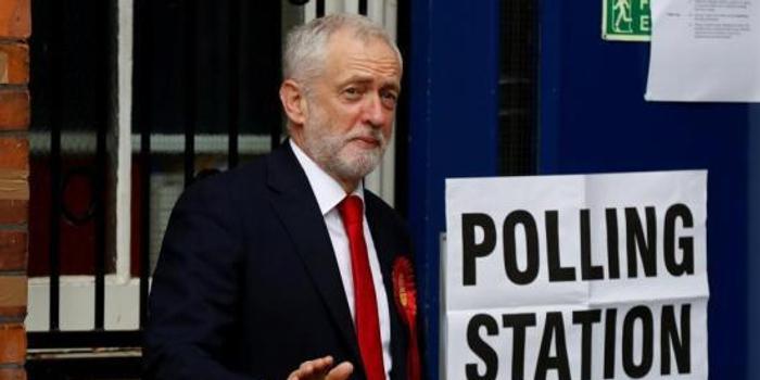 英国工党发表竞选纲领 承诺获胜后将举行二次公投