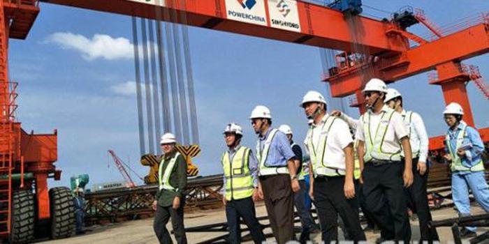 中国驻印尼大使肖千考察雅万高铁建设:争取早日通车