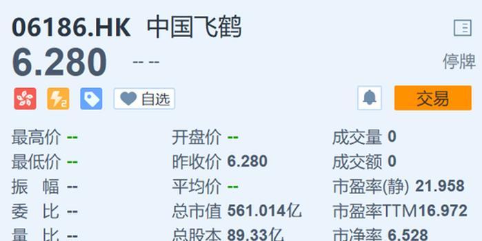 曾与马云、李嘉诚交手 GMT对中国飞鹤出具做空报告