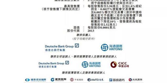 微信最大服务商微盟预计1月15日登陆港股