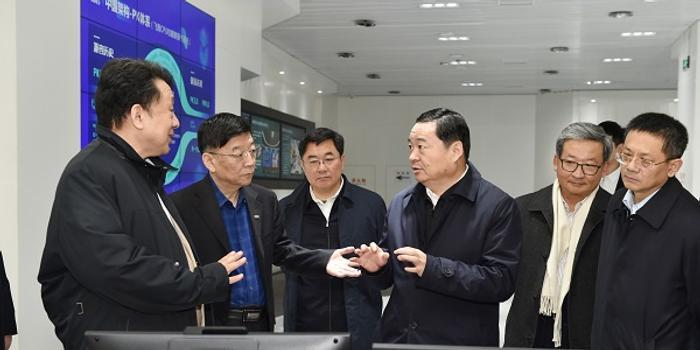 郝鹏调研中国电子、通用技术集团:积极稳妥推进混改