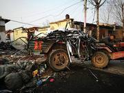 探访西安奥凯电缆法人代表老家:村干部厂里现废料