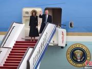 """特朗普结束12天亚洲访问之旅 称取得""""极大成功"""""""