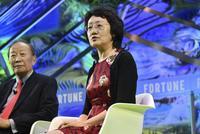 工行殷红:气候与环境风险会带来银行信用的风险