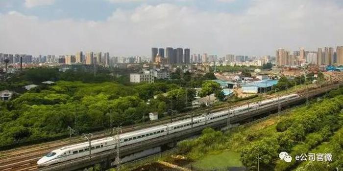 """""""最赚钱铁路巨无霸""""来了:京沪高铁IPO计划确定"""
