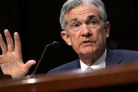 美联储主席鲍威尔:经济前景风险上升 降息理由增多