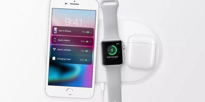 苹果公司证实其无线充电产品AirPower已被取消