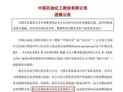 中石化黑天鹅真相:缘何给兄弟公司省了64亿?