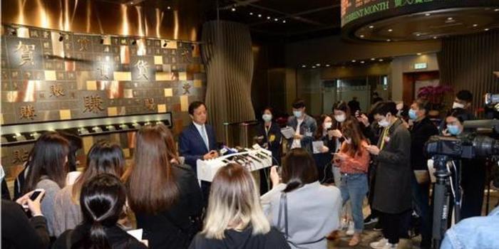 李小加:香港的IPO申请或通过上市聆讯不受影响