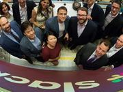 Slack上市首日股价大涨近50%!企业服务市场咋这么火?